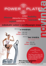 POWERPLATE V T-CLUBU
